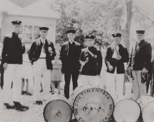 1910 Fife and Drum Corps